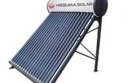 Termotanque Solar de 200 Litros